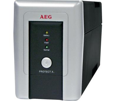 AEG UPS Protect A.700/ 700VA/ 420W/ 230V/ line-interactive UPS + DOPRAVA ZDARMA