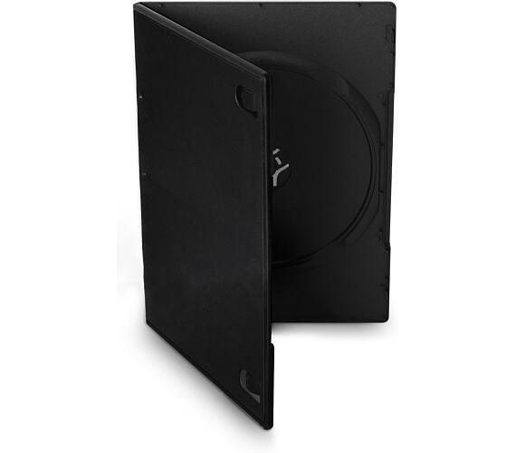 COVER IT box na DVD medium/ 7mm/ ULTRA slim/ černý