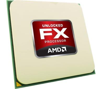 AMD FX-8370 / Vishera / LGA AM3+ / max. 4,3 GHz / 8C / 16MB / 125W TDP / BOX (FD8370FRHKBOX) + DOPRAVA ZDARMA