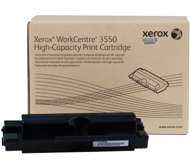 Xerox original toner pro WorkCentre 3550