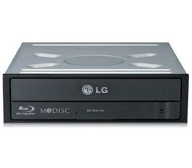 LG Blu-ray BD-RW LG BH16NS/ 16x SATA/ M-disc/ černá