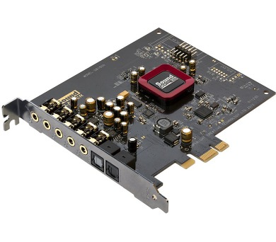CREATIVE zvuková karta/ Sound Blaster Z/ interní/ 5.1/ PCI (bulk balení)