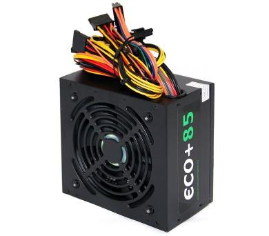 EUROCASE zdroj ECO+85 500W ATX 12cm fan