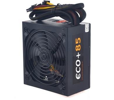 EUROCASE zdroj ECO+87 700W ATX 14cm fan + DOPRAVA ZDARMA