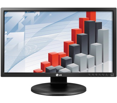 "LG monitor IPS monitor 23MB35PM 23"" 1920x1080/ 5M:1/ 5ms/ D-Sub/ DVI/ repro černý"