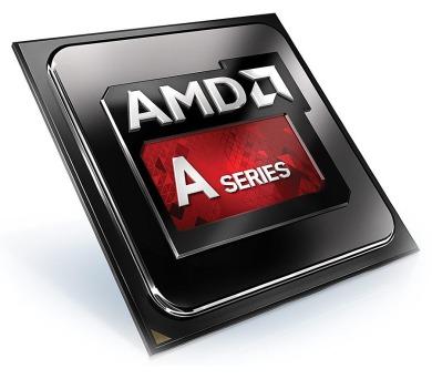 AMD A4 X2 4020 / Trinity / LGA FM2 / max. 3,4 GHz / 2C / 1MB / 65W TDP / BOX