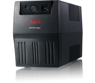AEG UPS Protect Alpha 800 VA / 480 W/ USB + DOPRAVA ZDARMA