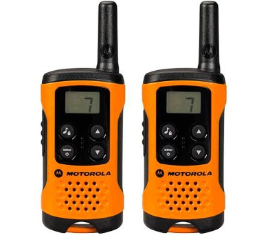 Motorola TLKR T41 oranžová (MT00025)