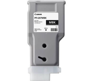 Canon Zásobník inkoustu PFI-207MBK 300ml (8788B001)