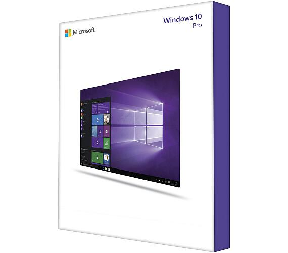 MS Windows 10 Pro 64-bit CZ OEM 1pk DVD