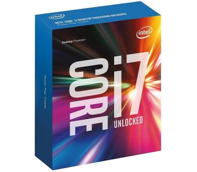 INTEL Core i7-6700K / Skylake / LGA1151 / max. 4,2GHz / 4C/8T / 8MB / 91W TDP / BOX bez chladiče (B