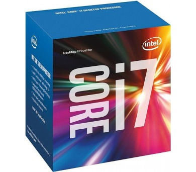 INTEL Core i7-6700 / Skylake / LGA1151 / max. 4,0GHz / 4C/8T / 8MB / 65W TDP / BOX