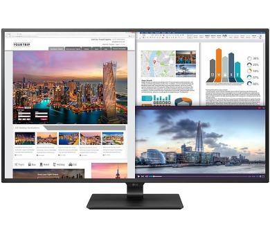 """LG IPS monitor 43UD79-B / 42,5"""" / 3840x2160 / 16:9 / 350cd / 4xHDMI / DP / repro / USB-C / RS232 + DOPRAVA ZDARMA"""