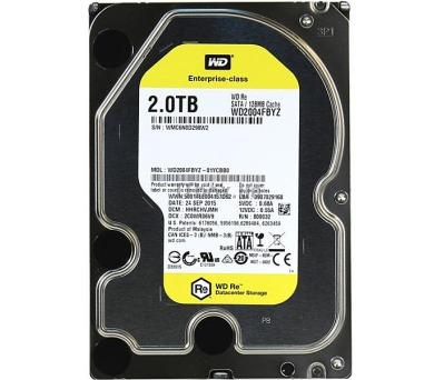 """WD HDD RAID 2TB / WD2004FBYZ / SATA 6Gb/s / Interní 3,5"""" / 7200rpm / 128MB + DOPRAVA ZDARMA"""