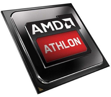 AMD Athlon X4 880K Black Edition / Godavari / LGA FM2+ / max. 4,2 GHz / 4C / 95W TDP / BOX with Near Silent 125W