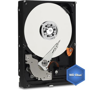 "WD HDD BLUE 500GB / WD5000AZRZ / SATA 6Gb/s / Interní 3,5""/ 5400rpm / 64MB"