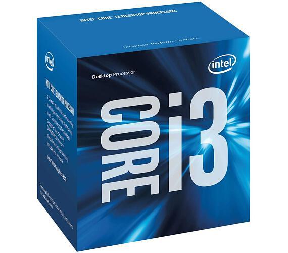 INTEL Core i3-6100 / Skylake / LGA1151 / 3,7GHz / 2C/4T / 3MB / 51W TDP / BOX