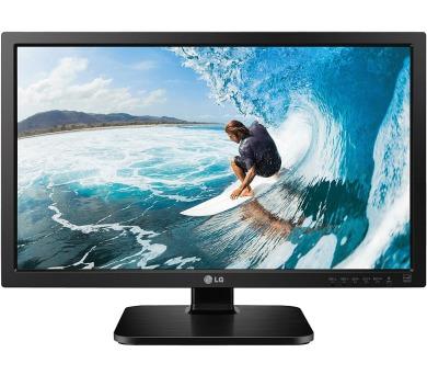 """LG monitor IPS 24MB37PY-B 23,8"""" / 1920x1080 / 5M:1 / 5ms / D-Sub / DVI / DP / USB HUB / 1x2W / černý"""