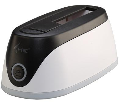 """I-TEC dokovací stanice ADVANCE/ pro HDD 2,5"""" a 3,5""""/ SATA/ SSD/ Backup tlačítko (U3HDDOCK)"""