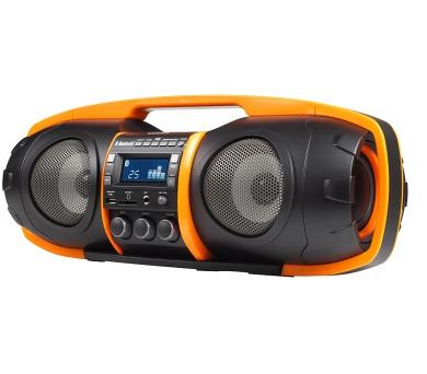 TOPCOM AudioSonic RD-1549 Bluetooth přehrávač s FM tunerem
