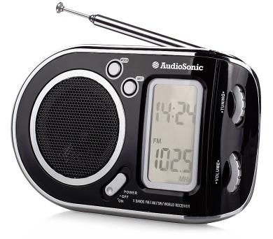 TOPCOM AudioSonic RD-1519 Přenosné rádio