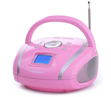 TOPCOM AudioSonic RD-1566 Přenosné rádio stereo s MP3