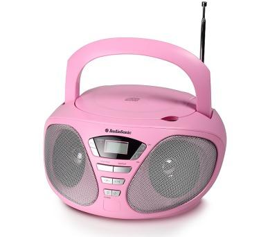 TOPCOM AudioSonic CD-1567 Stereo rádio + DOPRAVA ZDARMA