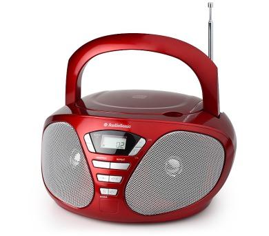 TOPCOM AudioSonic CD-1568 Stereo rádio s CD přehrávačem