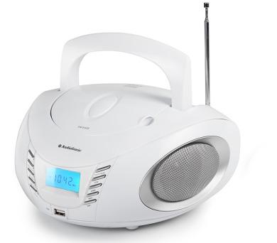 TOPCOM AudioSonic CD-1593 Stereo rádio s CD přehrávačem