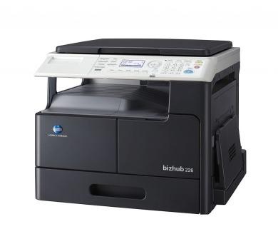 Minolta Bizhub 226/ A3/ 22/8ppm/ 600x600/ GDI/ USB