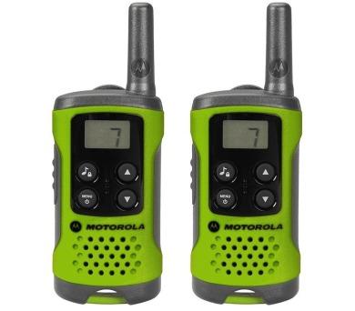 Motorola TLKR T41 vysílačka (2 ks