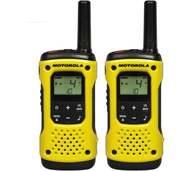 Motorola TLKR T92 H2O vysílačka (2 ks