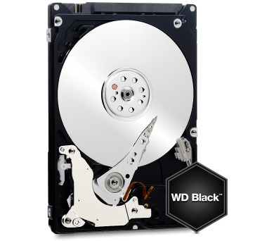 "WD HDD BLACK Mobile 1TB / WD10JPLX / SATA 6Gb/s / Interní 2,5"" / 7200rpm / 32MB"
