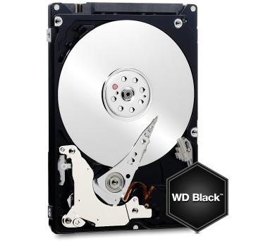 """WD HDD BLACK Mobile 1TB / WD10JPLX / SATA 6Gb/s / Interní 2,5"""" / 7200rpm / 32MB"""