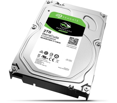 "Seagate BarraCuda 2TB / ST2000DM006 / Interní 3,5"" / 7200 rpm / SATA 6Gb/s / 64MB"