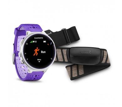 GARMIN GPS sportovní hodinky Forerunner 230 HR Premium fialová