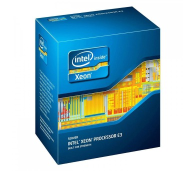 INTEL Xeon E3-1275v5 / Skylake / LGA1151 / 3.6GHz / 4C/8T / 8MB / 80W TDP / BOX