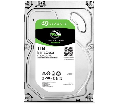 "Seagate BarraCuda 1TB HDD / ST1000DM010 / Interní 3,5"" / 7200 rpm / SATA 6Gb/s / 64MB"