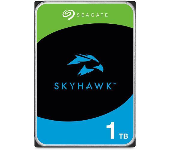 """Seagate SkyHawk 1TB HDD / ST1000VX005 / Interní 3,5"""" / 5900 rpm / SATA 6Gb/s / 64MB"""