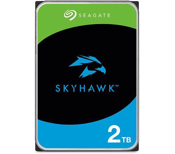 """Seagate SkyHawk 2TB HDD / ST2000VX008 / Interní 3,5"""" / 5900 rpm / SATA 6Gb/s / 64MB"""