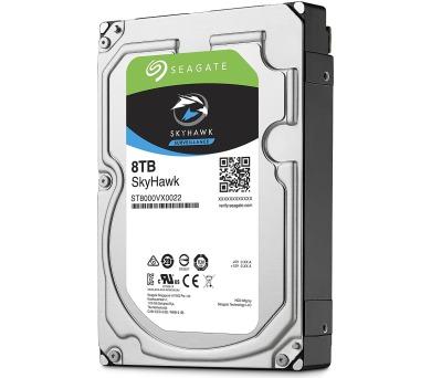 """Seagate SkyHawk 8TB HDD / ST8000VX0022 / Interní 3,5"""" / 7200 rpm / SATA 6Gb/s / 256 MB"""