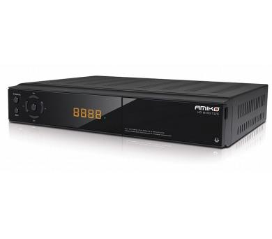 AMIKO DVB-T2/C HD přijímač 8140 CXE/ Full HD/ čtečka Conax/ HDMI/ USB/ RS232/ SCART/ LAN
