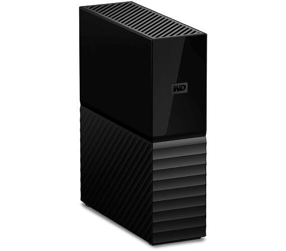 "WD My Book 4TB HDD/ Externí / 3,5"" / USB3.0 / černý"