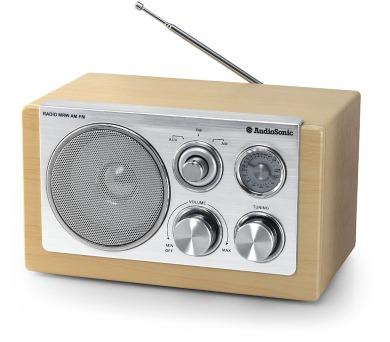 TOPCOM AudioSonic RD-1540 Retro rádio + DOPRAVA ZDARMA