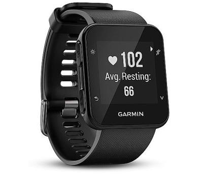 GARMIN GPS sportovní hodinky Forerunner 35 Optic černé (010-01689-10)