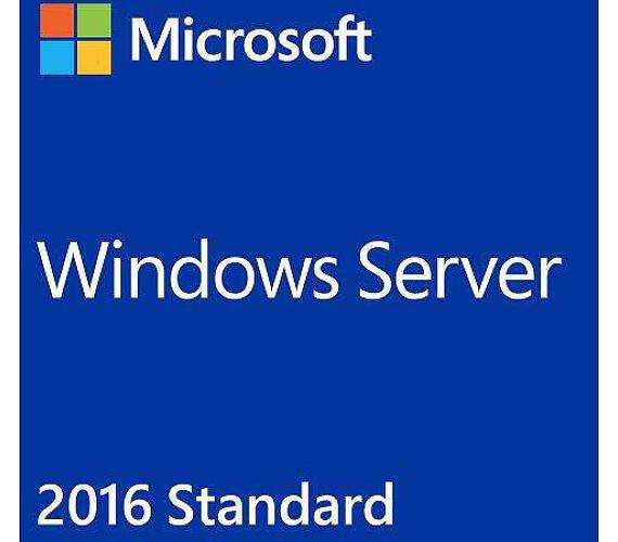 MS WINDOWS Server Standard 2016 64bit 16 Core ENG OEM (bez CALu) (P73-07113)