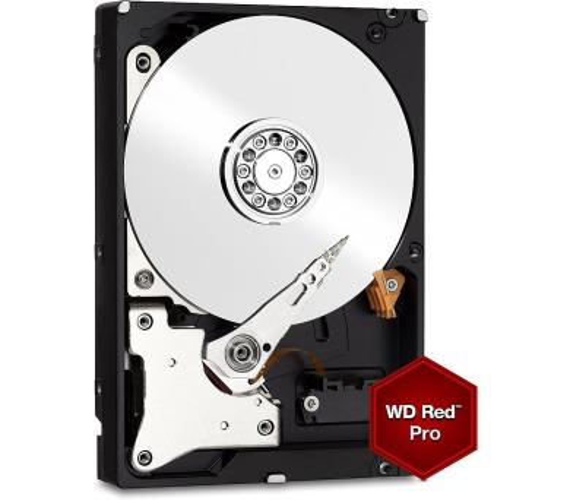 "WD 2TB HDD RED Pro / WD2002FFSX / SATA3 / Interní / 3,5"" / NAS / 7200 rpm / 64MB"
