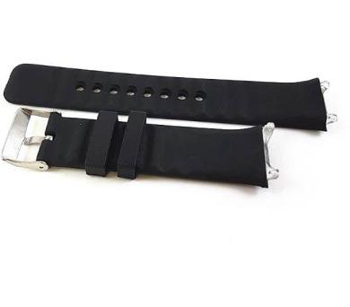 IMMAX řemínek pro chytré hodinky SW1/ černý