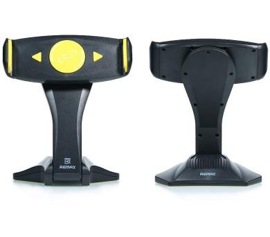 """REMAX držák tabletu na stůl / RM-C16 / pro tablety 7"""" - 15"""" / černo-žlutý"""
