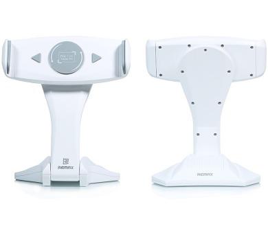 "REMAX držák tabletu na stůl / RM-C16 / pro tablety 7"" - 15"" / bílo-šedý (RM-C16 white+grey)"